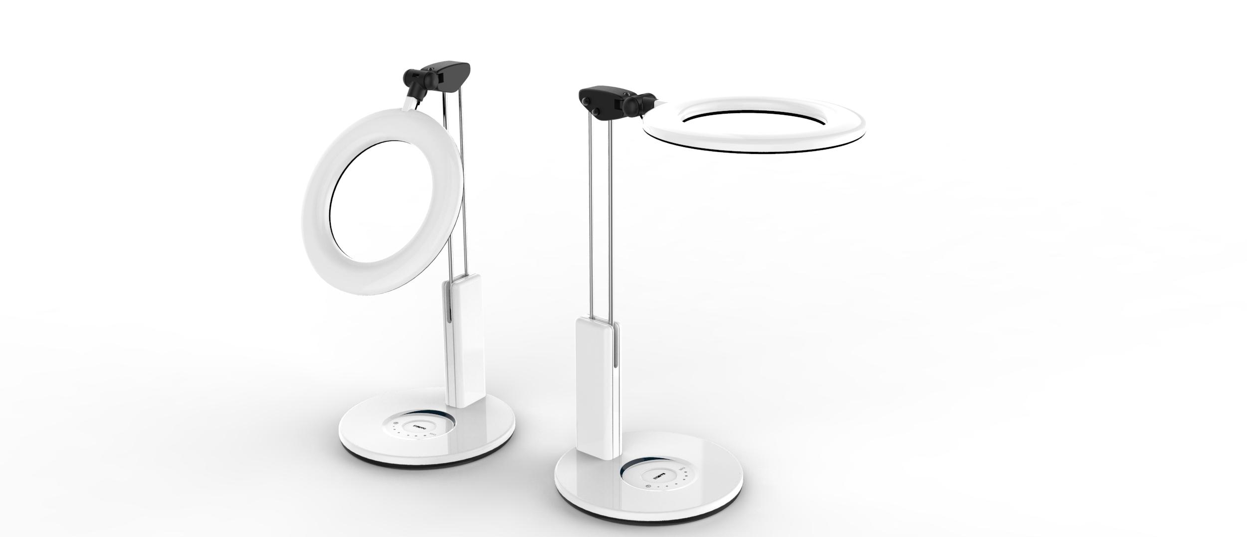 台灯设计-2