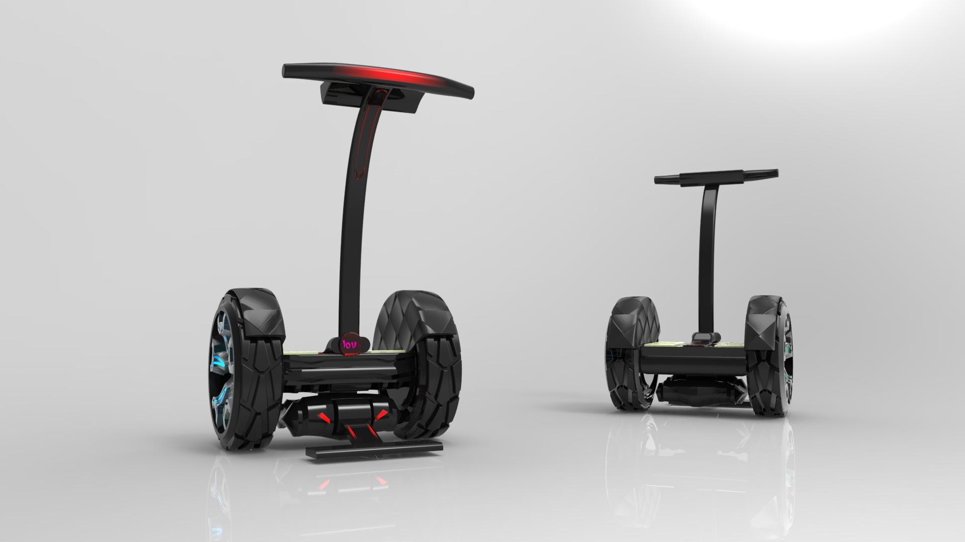 智能平衡车-1
