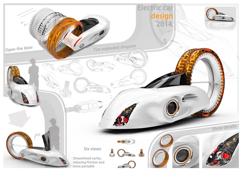 智能平衡车-3