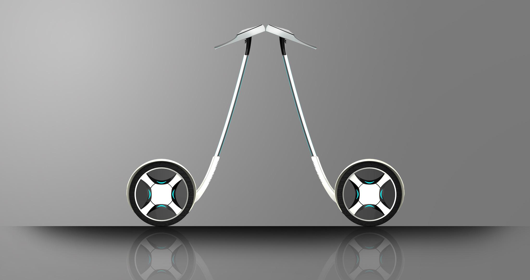 智能平衡车-4
