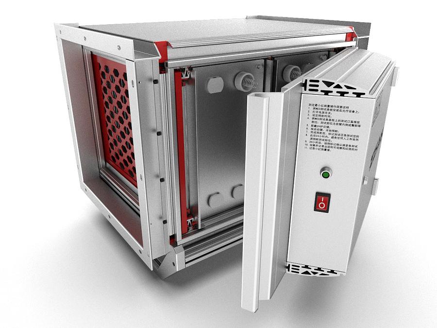 油烟过滤器外观与结构设计-9