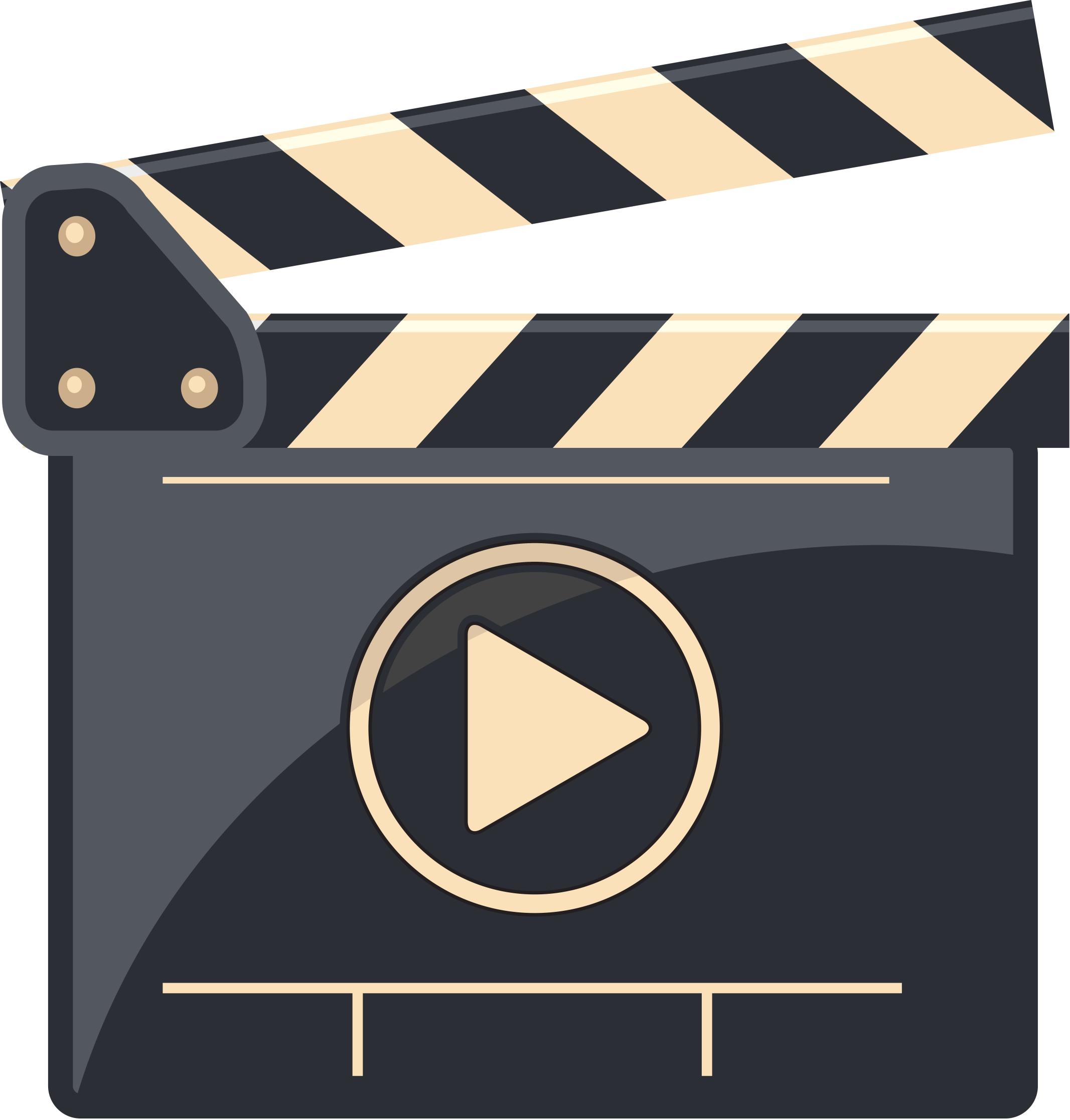 巢派视觉设计 ▏影视工作